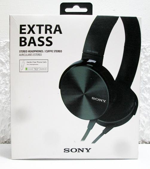 Audifonos Sony Extbass Mdr-xb450 - Tienda Virtual En Guacara