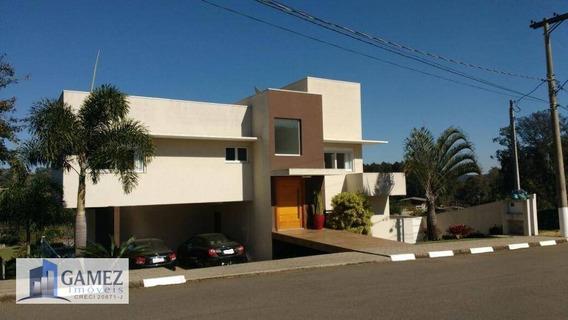 Casa Residencial À Venda, Condomínio Fechado, Atibaia - Agora Com Valor Reduzido - Ca0766. - Ca0766
