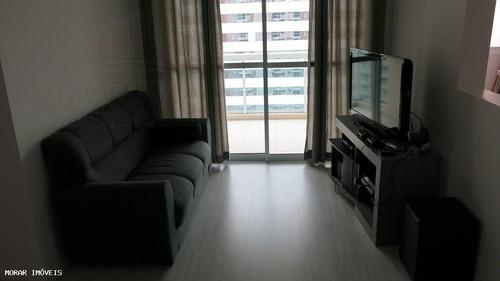 Apartamento Para Venda Em Barueri, Dezoito Do Forte Empresarial/alphaville., 2 Dormitórios, 1 Suíte, 2 Banheiros, 1 Vaga - Rd3586_2-1109843