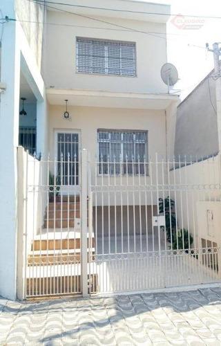 Sobrado Com 2 Dormitórios À Venda, 120 M² Por R$ 480.000,00 - Tatuapé - São Paulo/sp - So1187