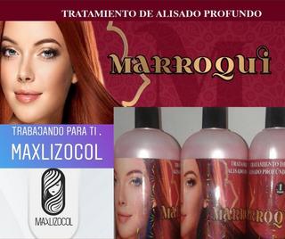 Litro De Keratina Marroqui 100% Originales Mayor Y Detal