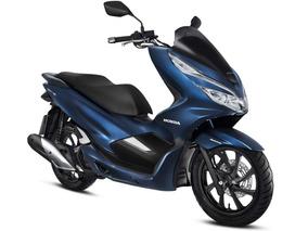 Moto Honda Pcx Std 2019/2019 Zerada Pronta Entrega