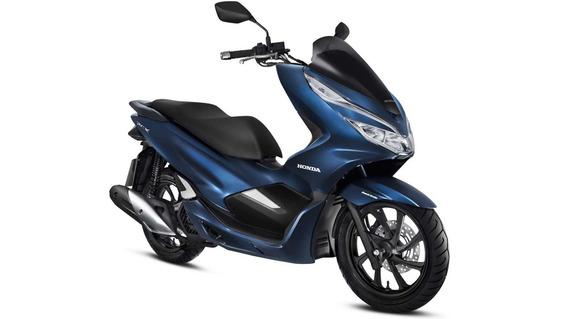 Moto Honda Pcx Std 2019/2020 Zerada Concessionária Honda