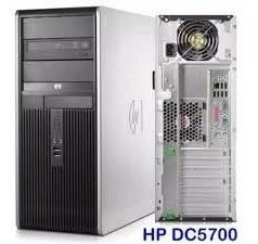Computador Completo Hp Amd X2 5000+ 4gb Hd160