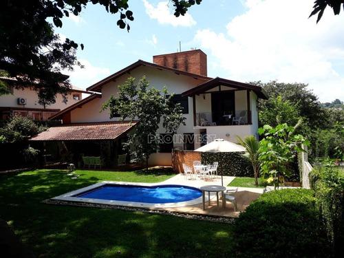 Casa Com 3 Suítes À Venda, 360 M² Por R$ 1.550.000 - Granja Viana - Cotia/sp - Ca17517