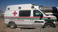 Ambulancia Ford Modelo 2002 8 Cilindros