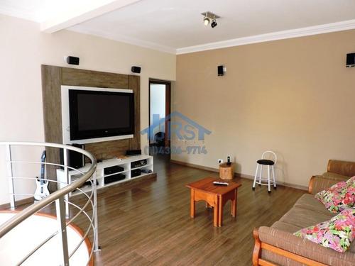 Imagem 1 de 21 de Sobrado Com 4 Dormitórios À Venda, 620 M² Por R$ 2.500.000,00 - Chácara De La Rocca - Carapicuíba/sp - So1533