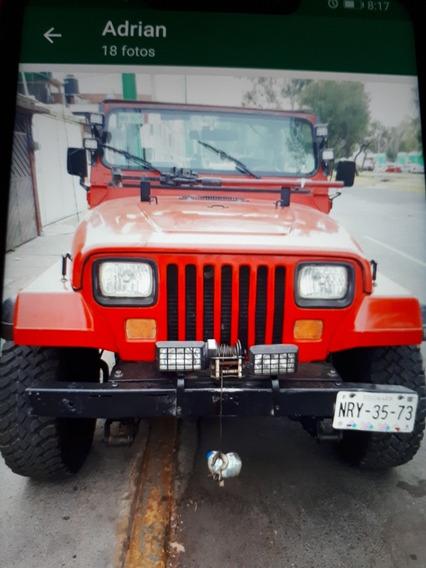 Jeep Wrangler Wrangler 4x4estándar