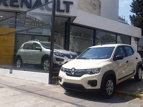 Renault Kwid Intense Anticipo Y Cuotas Fijas Ra