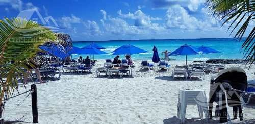 Departamento En Venta En Cancún/zona Hotelera/salvia