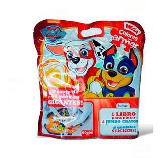 Flow Pack Puzzle Gigante N02 Paw Patrol 4281 E. Full