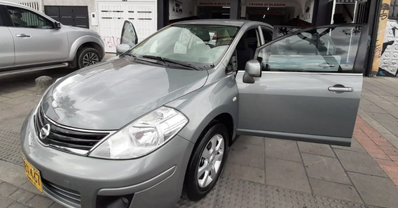 Nissan Tiida Emotion 2009