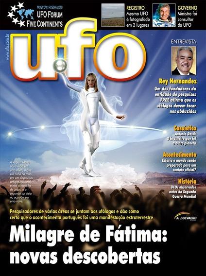 Milagre De Fátima: Novas Descobertas - Revista Ufo 263