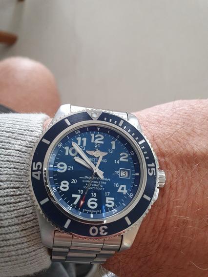Relógio Breitling Superocean