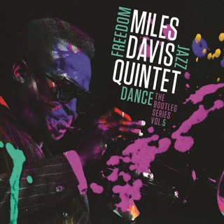 Miles Davis Quintet - Freedom Jazz Dance - Vol. 5 - Box Com
