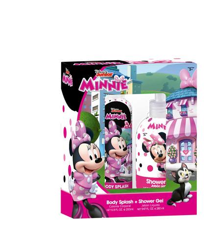 Imagen 1 de 1 de Disney Minnie Body Splash + Shower Gel