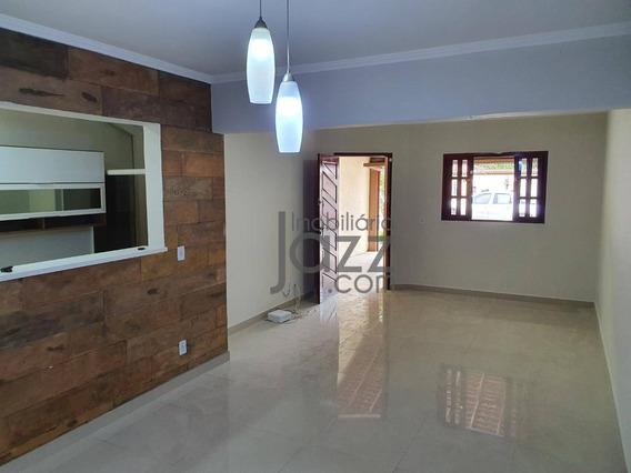 Linda Casa Com 2 Dormitórios À Venda Por R$ 249.000 - Jardim Terras De Santo Antônio - Hortolândia/sp - Ca6662