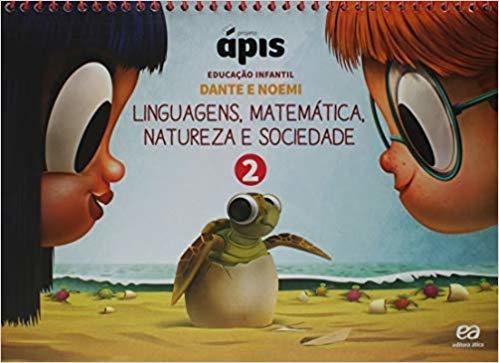 Projeto Apis - Educacao Infantil - 2 - Reformulado 2018