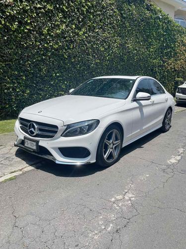 Imagen 1 de 11 de Mercedes-benz Clase C 2017 2.0 250 Cgi Sport At