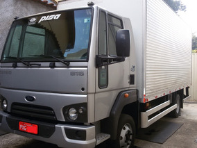 Ford Cargo 816 S Ano 2015 Modelo 2016.