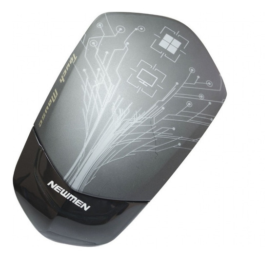 Mouse Sem Fio 2.4ghs Newmen Wireless Multi-touch T1000