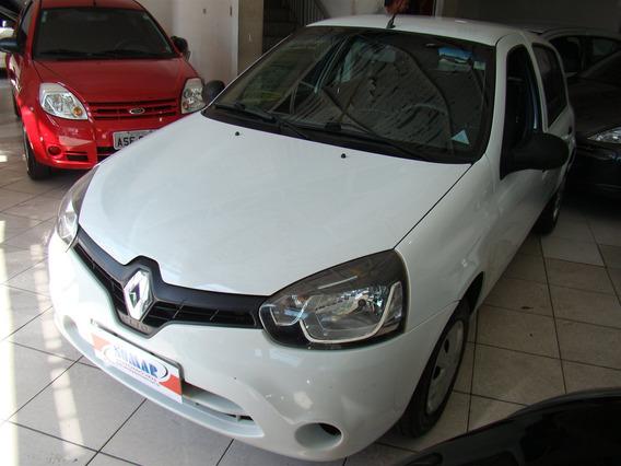 Renault Clio 1.0 Expression 16v Flex Sem Entrada