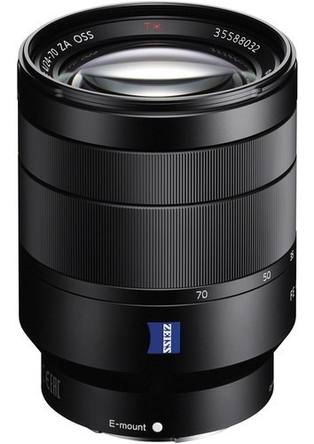 Lente Sony Sel Fe 24-70mm F/4 Zeiss .