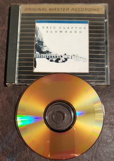 Eric Clapton: Slowhand Mfsl Gold 24 Kilates Edicion Limitada
