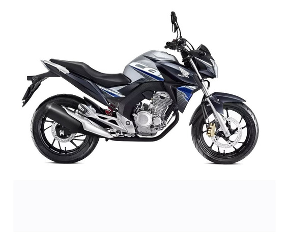 Moto Honda Cb 250 Twister New 0km 2020 Roja