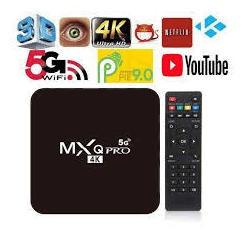 Imagem 1 de 2 de Transforme Sua Tv Em Smartv Com O Tv Box .