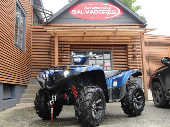 Yamaha Grizzly 700 4x4