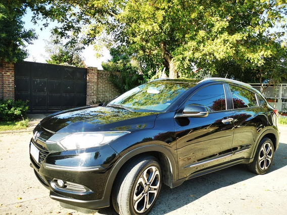 Honda Hrv 1.8 Exl 2017 Full Exclusiva Y Completa, Im Pecable