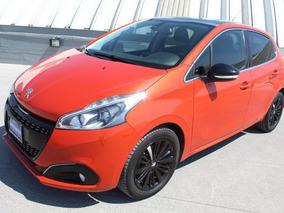Peugeot 208 1.6 Féline At Impecable Con Garantia De Agencia