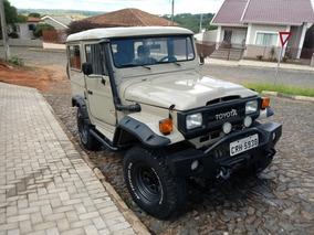 Toyota Bandeirante Toyota Jeep Curto