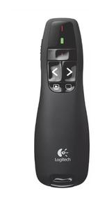 Apresentador Multimídia Logitech R400 Slides Laser