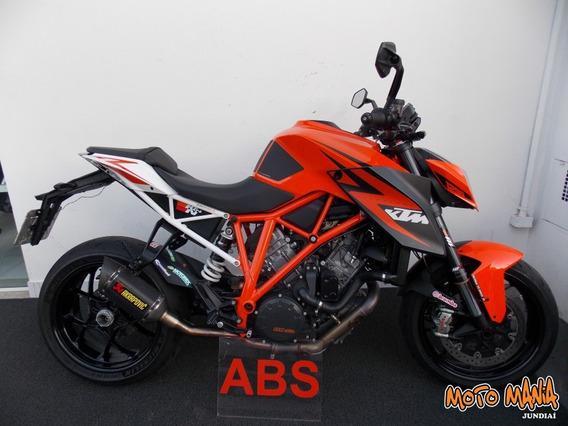 Super Duke R 1290 2015 Laranja