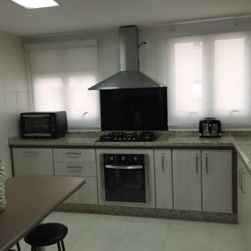 Centro - Ótimo Apto Duplex - 5 Dorm (4 Suítes), 4 Vagas - 58506