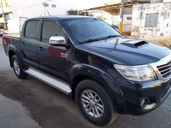 Toyota Hilux Cd Srv D4-d 4x4 3.0 Tdi Diesel Automático