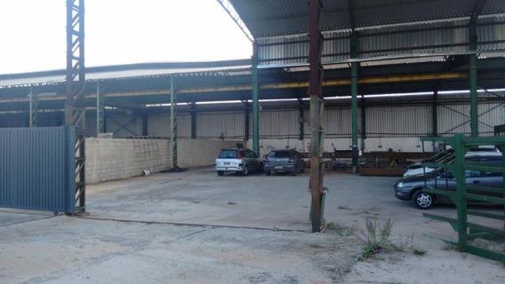 Galpão Industrial Para Locação, Putim, São José Dos Campos. - Ga0056