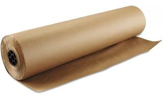 Bobina De Papel Kraft 40cm 3kg Pardo Embalagem