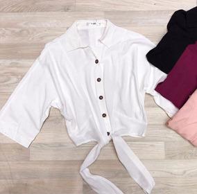 2a058dcc0b Blusas Femininas Importadas Originais Social - Camisetas e Blusas no ...