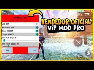 Mod Menu Free Fire Modvip.pro