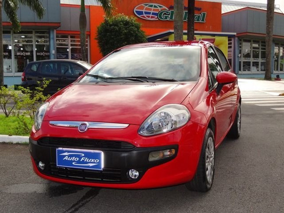 Fiat Punto 1.4 8v Flex