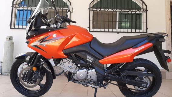 Motocicleta 2009 Suzuki V Strom Dl 650