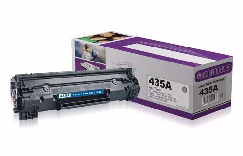 Toner Compatible Hp Cb435a (35a) Para P1005 P1006