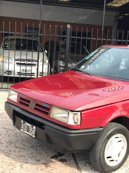 Fiat Duna Scr .*/ U N I C O / Rojo Denver !!!
