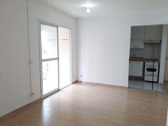 Ótimo Apartamento Com 1 Dormitório, 1 Vaga Emsanto Amaro - V86900