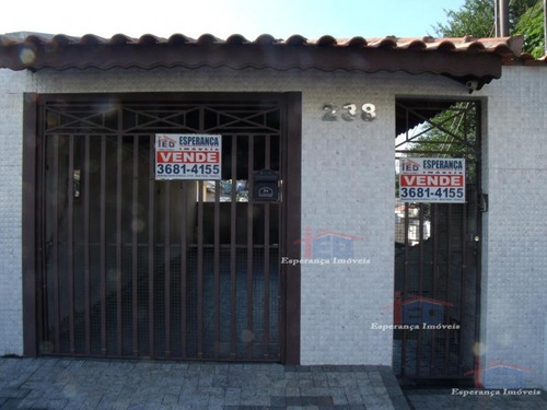Imagem 1 de 15 de Ref.: 5382 - Casa Terrea Em Osasco Para Venda - V5382