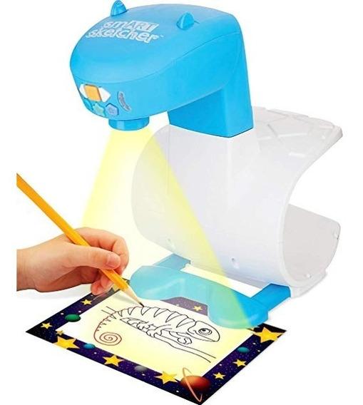 Smart Dibujante Ssp213 Aprende A Dibujar, Azul / Blanco