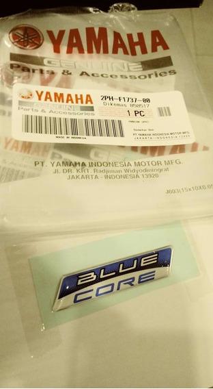 Acessórios Nmax 160 Adesivo Blue Core Yamaha Genuíno